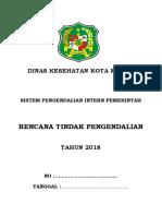 RTP - SPIP Dinas Kesehatan Kota Medan