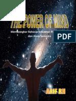 Arifrhxx the Power of Mind