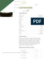 Carbonada