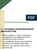 Lec 03 Internal Micro Architecture
