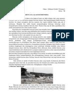 Kinan Bencana Alam
