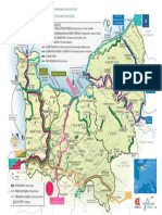 Carte Des Itineraires Velo 2017
