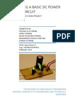 Es. MiniProjectReport[1]
