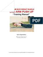 One Arm Push Up by Tapp Brothers