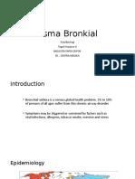 Asma Bronkial CUTE 2018 Dr. Teguh