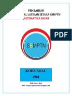 Pembahasan+SBMPTN+Matematika+Dasar+Kode+1901