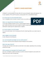 Unifi Wifi FAQ