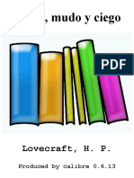 Sordo, mudo y ciego - Lovecraft_ H. P.pdf