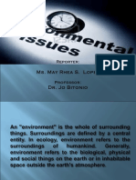 12 General Environmental Issues