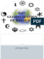 The Globalization of Religion