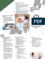 19 Leaflet Komunikasi Terapeutik