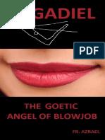 Azrael, Frater - Degadiel the Goetic Angel of Blowjob