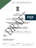 08.05.15 Draft Spec. for SBC (EDTS 073)