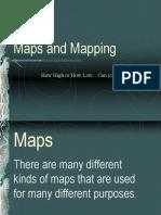 Contour Maps Powerpoint