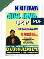 11.JSP Standard Tag Library (JSTL)