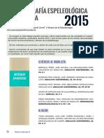 AS_31 58-62_Bibliografia Espeleologica Andaluza 2015