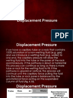 Displacement Pressure