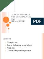 ALIRAN HUMANISME DAN STRUKTURALISME.pptx