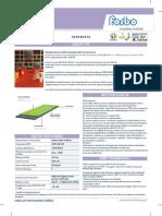 Fiche Produit FORBO Sarlon Trafic 19 DB_43_2018_LR