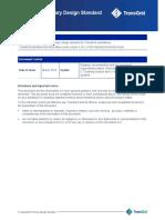 Substation Primary Design Standard
