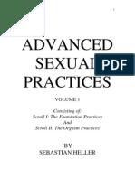 Advanced Love Making Practices Volume1