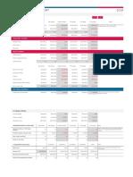Budget Summary Report1