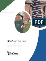 Litter Law