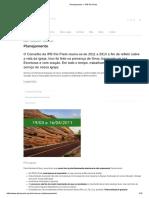 Planejamento — IPB Rio Preto