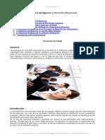 Ingenieria Negocios y Desarrollo Empresarial