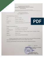5.Surat Keterangan Aktif Bekerja