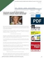 Serra Da Raiz_ Universitário Denuncia Falta de Compromisso Da Gestão Municipal, Ineficiência Dos Vereadores, e Coloca Em Cheque a Mídia Da Cidade « Noticiando PB