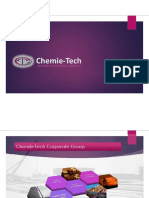 Company Profile - Chemie Tech