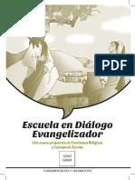 Escuela en Diálogo Evangelizador