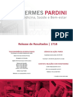 Release de resultados - 1T18.pdf