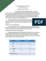Comparative Management in Focus Imperialchris 1w