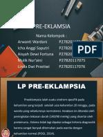 PREEKLAMPSIA KELOMPOK 2