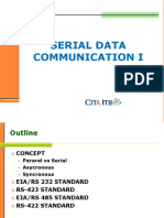 Serial Data Communication