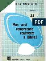CADERNO 41 Voce realmente compreende a Biblia.pdf