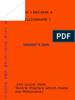 Jain, Vasanth Kumar - How I Became a Millionaire_ An Occult Jain Tantric Wicca Practice Which Made Me Millionaire (Jain Occult Tantra Series).pdf