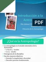 antropología conceto -objetivos