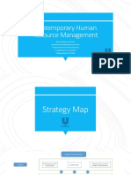 CHRM_KPI and Strategy Map