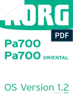 Pa700 Upgrade Manual v1.2 E
