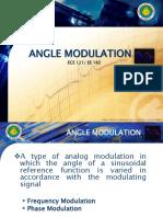 ECE 104 - Angle Modulation