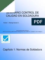 CONTROL DE CALIDAD Y SIMBOLOGIA EN SOLDADURA