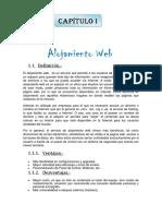 Alojamiento en Web-Trabajo