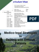 1. Dr. Sudung - Medico-Legal