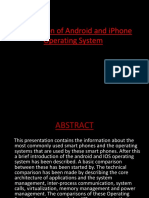 01_Comparison of Android and iPhone Operating System