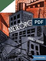 Metropolis - Ferenc Karinthy