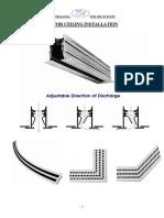 Linear Slot Diffuser