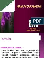 pp menopause